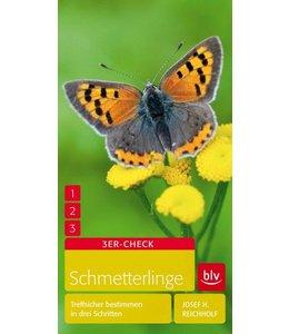 Schmetterlinge - Treffsicher bestimmen in drei Schritten