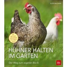 Gartenbücher Hühner halten im Garten