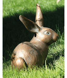 Edition Strassacker Hase Bronze