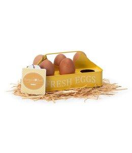 Burgon & Ball Eierhalter - auch zum Sammeln frisch gelegter Eier geeignet