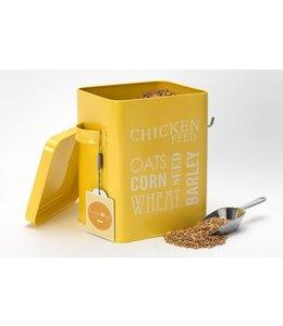 Hühnerfutter-Box