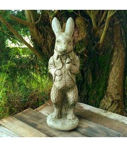 Landhaus Peter Rabbit aus England - Kultige Garten-Steinfigur aus England