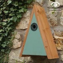 Wildlife Garden Vogelnistkasten für Spatzen und Meisen