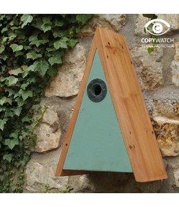 Garten Vogelnistkasten für Spatzen und Meisen
