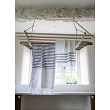 Gartendekoration Landhausstil Wäschetrockner für die Decke
