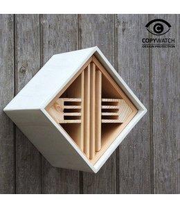 Insektenhotel Urban - modernes Design und innovative Materialien
