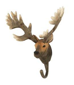 Wildlife Garden Kleiderhaken handgeschnitze Tiere (10 Motive)