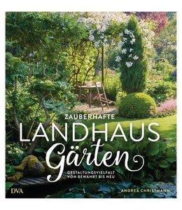 Shabby Chic Zauberhafte Landhaus-Gärten