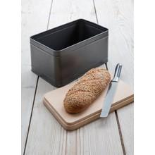 Wohnaccessoires Landhausstil Brotkasten mit Schneidebrett