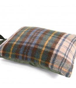 Tweedmill  Kniekissen Wolle Antique Dress Gordon/Olive
