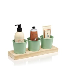 Crabtree & Evelyn Gardeners Mini Herb Tin Geschenkset
