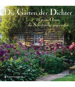 Shabby Chic Die Gärten der Dichter - 25 grüne Oasen, die Schriftsteller inspirierten
