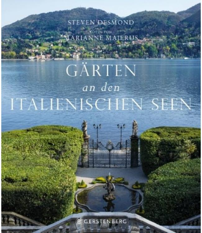 Shabby Chic Gärten an den italienischen Seen