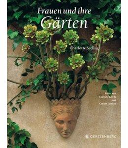Shabby Chic Frauen und ihre Gärten