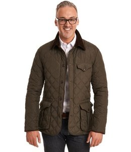Wellington of Bilmore Speppjacke Boston, Olive, British Country Style