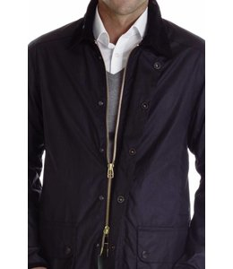 "Wellington of Bilmore Wachsjacke ""Starway"" in Navy"