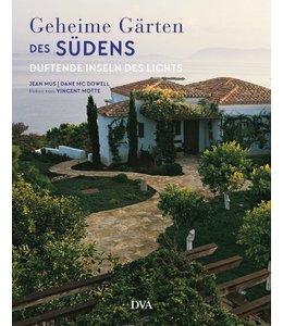 Gartenbücher Geheime Gärten des Südens