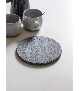 Garten Topfuntersetzer Granit