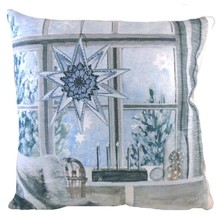 Evans Lichfield Kissen Window