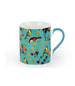 Kaffeebecher Flora and Fauna
