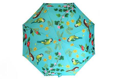 Burgon & Ball Regenschirm Flora and Fauna