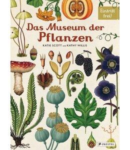 Gartenbücher Das Museum der Pflanzen