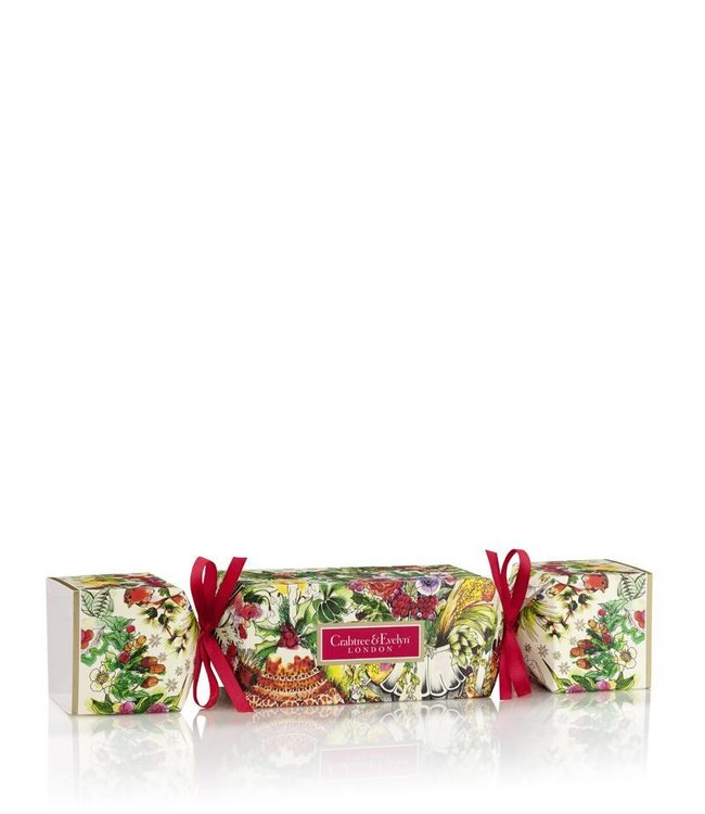 Crabtree & Evelyn Fine Food Festive Cracker 300g