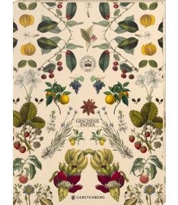 Shabby Chic Geschenkpapier-Heft - Kew Gardens