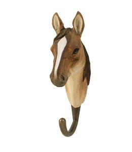 Landhaus Kleiderhaken Arabisches Pferd