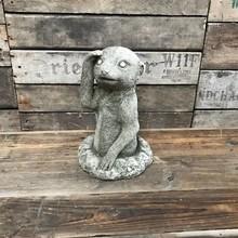 Gartenfiguren aus Stein Erdmännchen