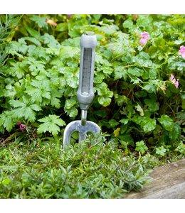 Garten Regenmesser Harke