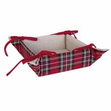 Wohnaccessoires Landhausstil Brotkörbchen Schottland