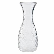 Wohnaccessoires Landhausstil Glaskaraffe