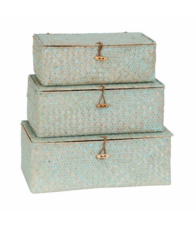 Aufbewahrungsboxen 3er Set
