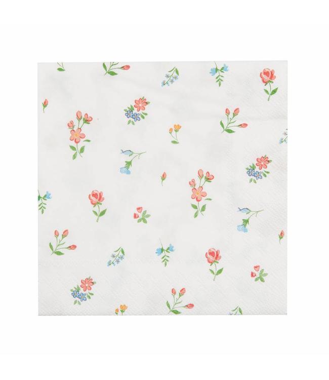 """Papierservietten """"Blumen"""""""