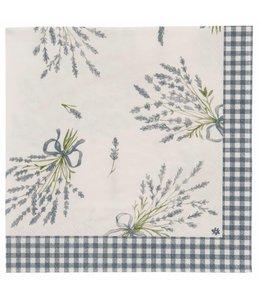 """Landhaus Papierservietten """"Lavendel der Provence"""""""