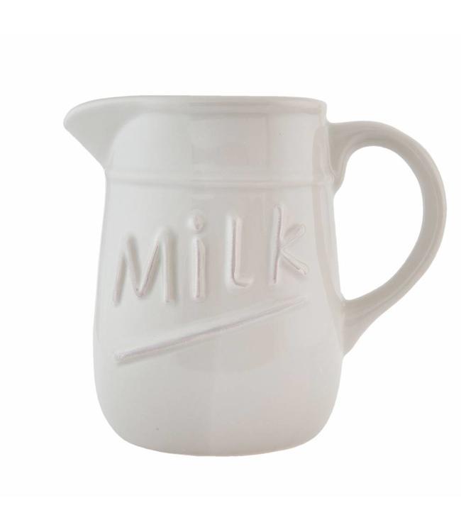 Landhaus Milchkännchen Keramik 0,75 Liter