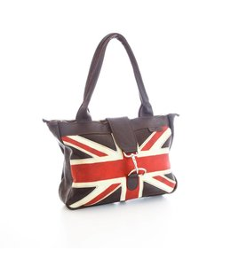 "Bradleys  Englische Handtasche ""British Flag Weekend Bag"""