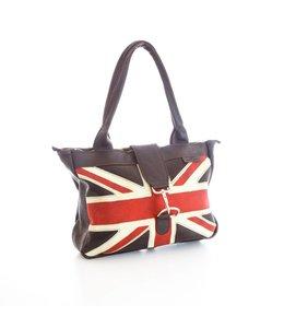 """Englische Handtasche """"British Flag Weekend Bag"""""""