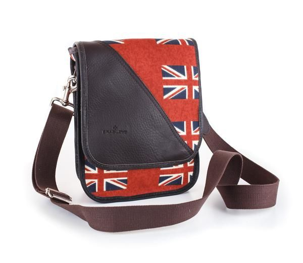 "Bradleys Bradleys ""Great British Messenger Bag"""