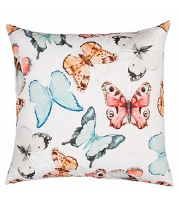 Kissen Kissenhülle Schmetterlinge