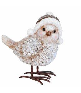 Landhaus Vogel mit Mütze