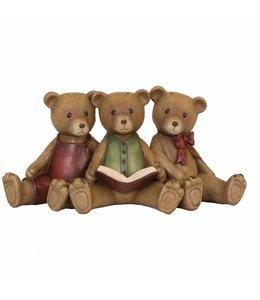 Teddybären mit Buch