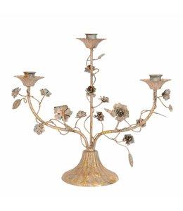 Landhausstil Kerzenleuchter Angelique