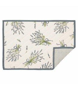 """Tischset Landhaus """"Lavendel der Provence"""" 6er-Set"""