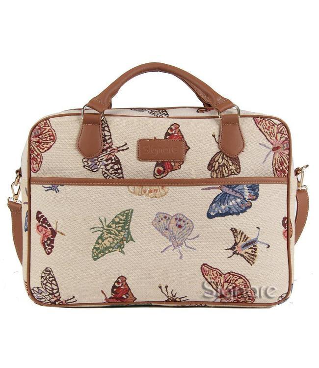 "Businesstasche ""Schmetterlinge"""