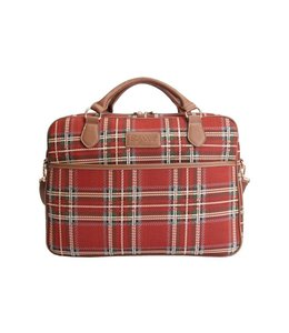 "Businesstasche ""Royal Stewart Tartan"""