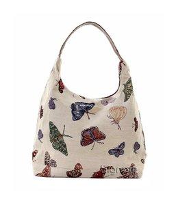 "Country Style Damentasche ""Schmetterlinge"""
