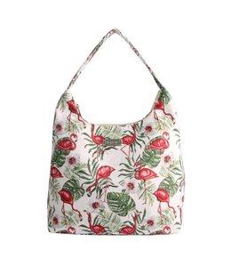 """Garten Damentasche """"Flamingo"""""""