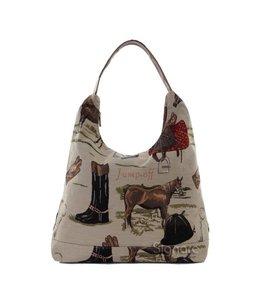 """Landhaus Damentasche """"Pferd"""""""
